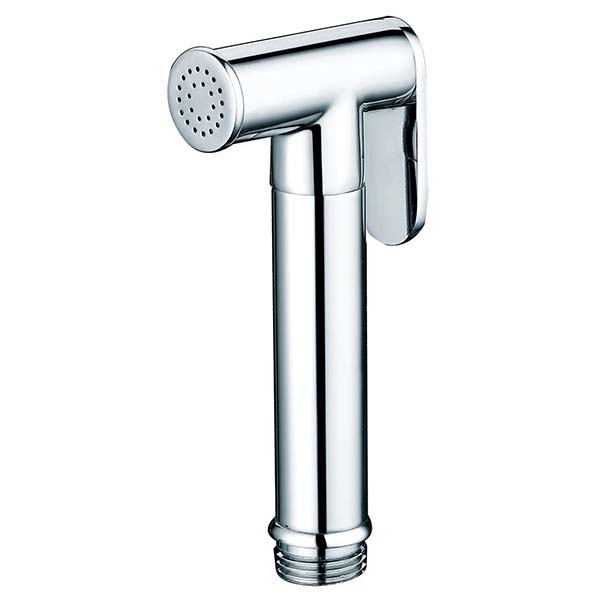 Smart solid brass toilet handheld bidet spray