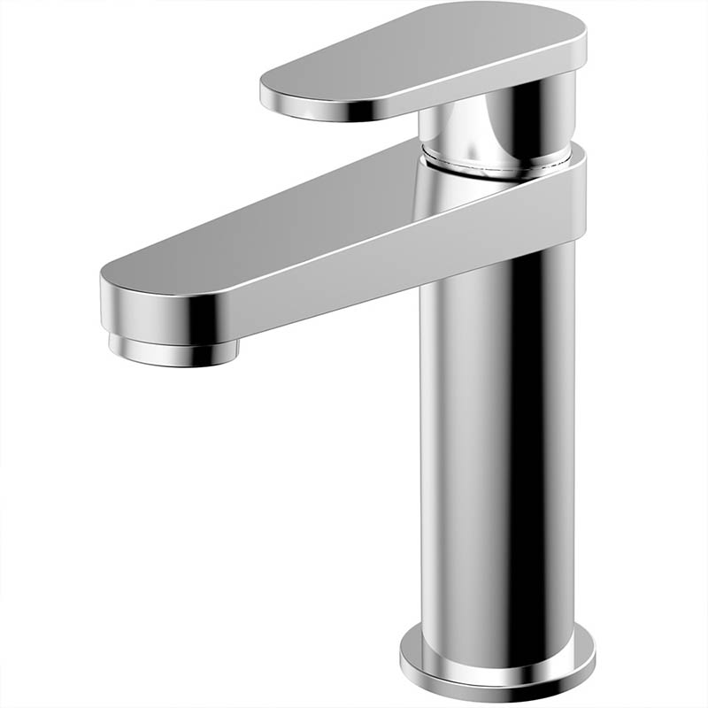 Commercial Single Handle Bathroom Sink Faucet