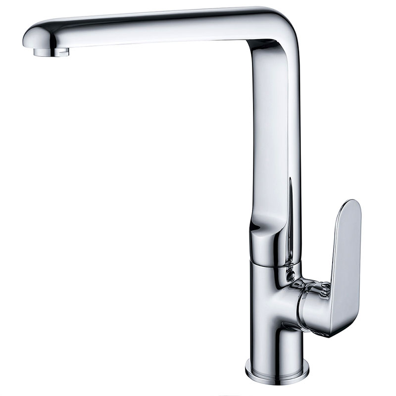 High Arch Kitchen Faucet 360 Degree Swivel Spout