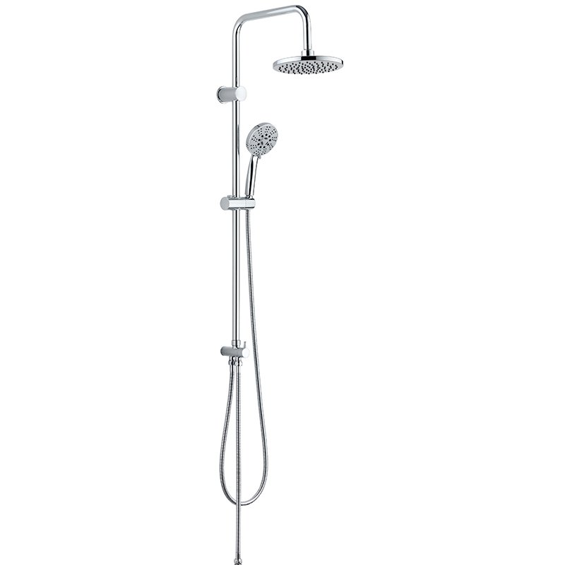 Stainless Steel Shower Column Panel without shower mixer