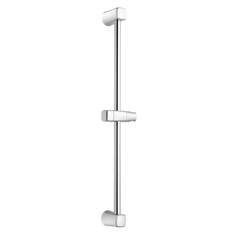 Echo shower wallbar with adjustable bracket and hand shower holder