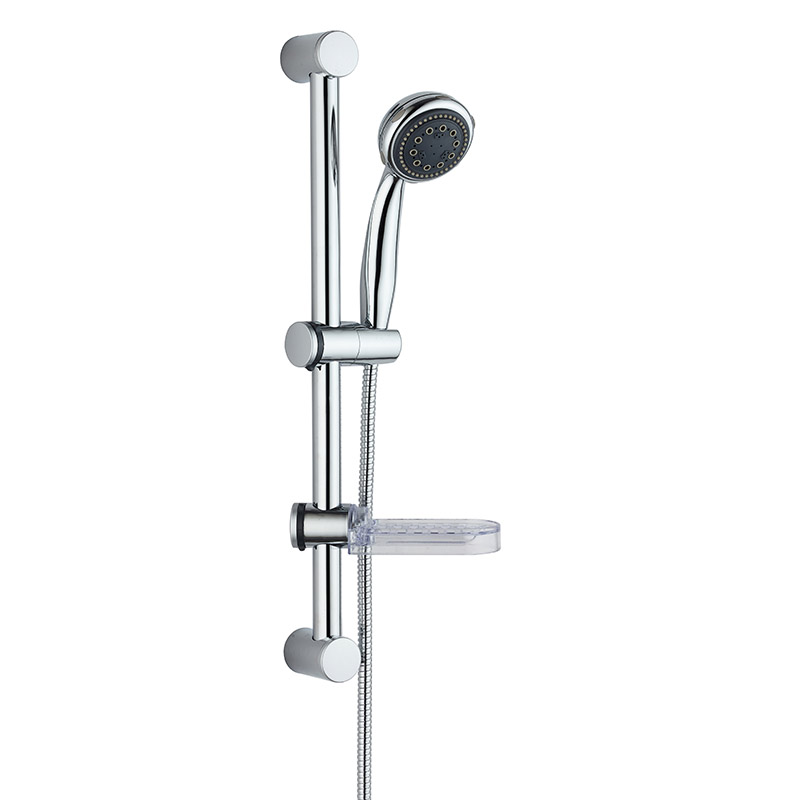 3-Spray Hand shower with Grohe Slide Bar Kit