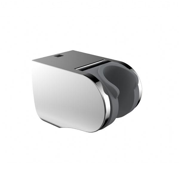 Square shower holder adjustable