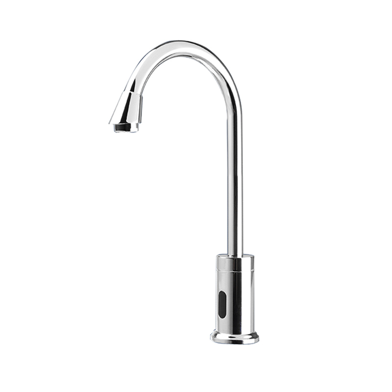 Automatic Touchless Kitchen Faucet
