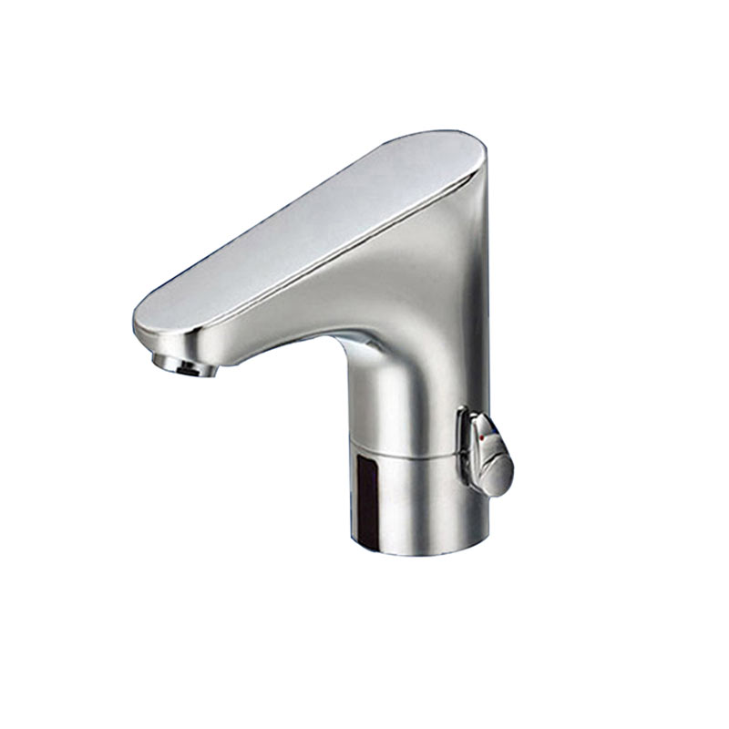 Auto Sensor Sink Tap with Temperature Control Handle
