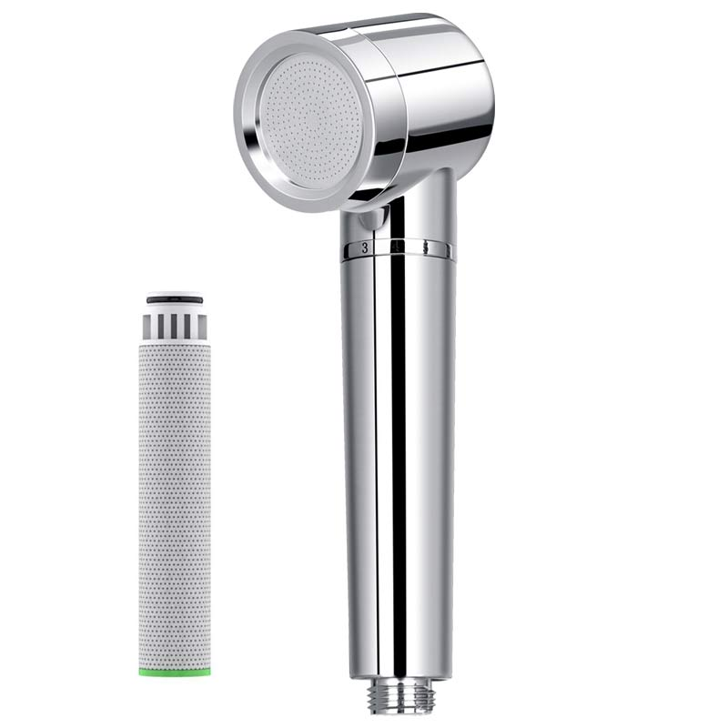 Filter and Aroma Vitamin C shower head high water pressure hand shower