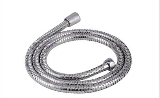 Double interlock metal hoses