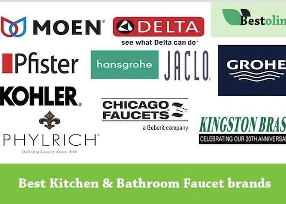 Top Kitchen Bathroom Faucets Brands In 2020 Voli