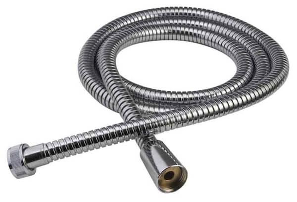 metal shower hose